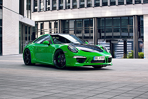 TechArt 991 911 Carrera 4S