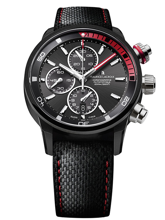 Maurice Lacroix Pontos S Extreme – Wednesday Watch