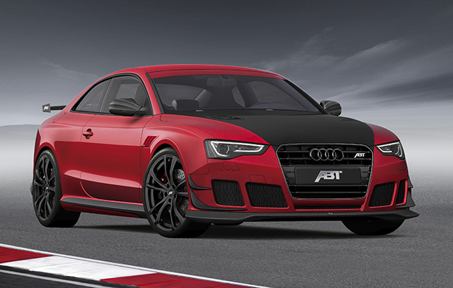 The ABT Sportsline RS5 R Brings DTM Racing to the Road