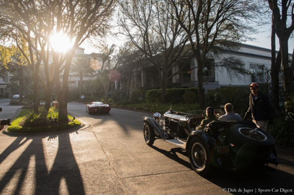 The 18th Annual Amelia Island Concours D Elegance sets an Impressive Stage for four Great Marques