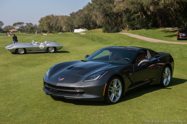 2013 Chevrolet Corvette Stingray