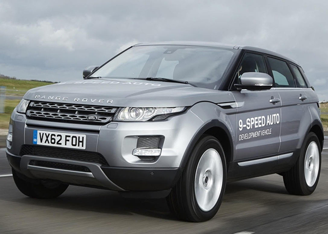 Land Rover One Ups Everbody for Geneva...