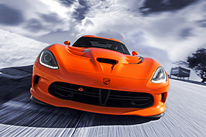 Crusher Orange SRT Viper TA