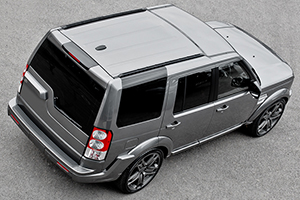 Kahn Stornoway Grey Land Rover Discovery
