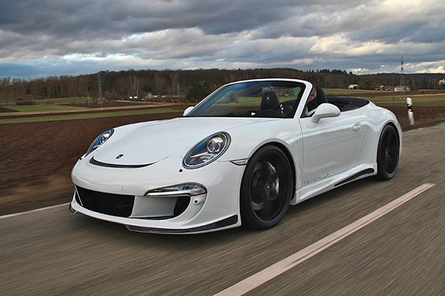 Gemballa Porsche GT 911 Cabriolet