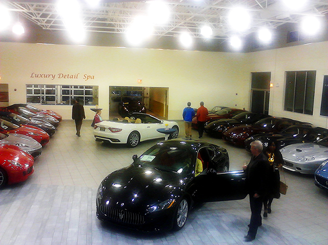 Maserati/Ferrari Dealership