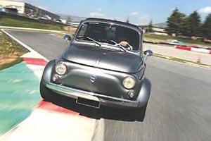FIAT 500 Crazy Engine