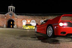 Ferrari F50 Tow Video