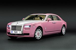 Rolls Royce Ghost FAB1