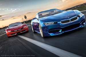 BMW M9 - Every Beemer Enthusiast Dream!