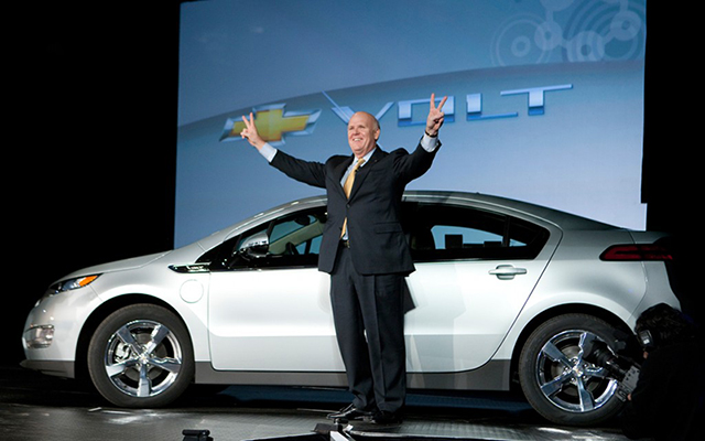 Say Watt? Shocking News from Electric Cars