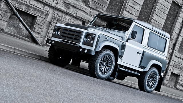 Chelsea Truck Company Defender XS90 2.2 CDI