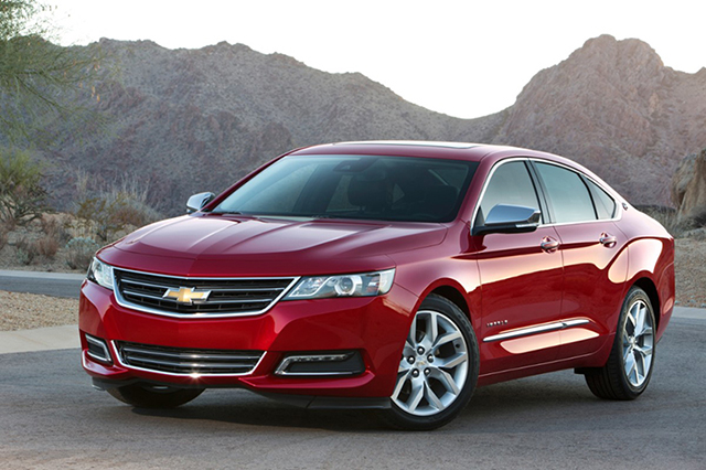 2014 Chevrolet Impala: New Dog, Old Tricks