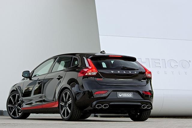 Heico Sportiv V40 Pirelli