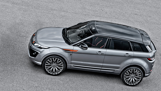 Orkney Grey RS250 Evoque