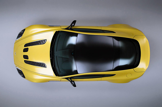 V12 Vantage S