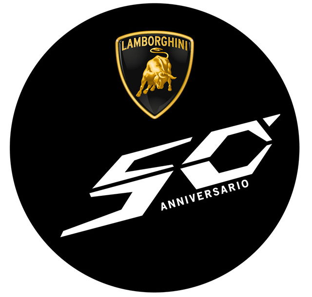 Lamborghini 50th