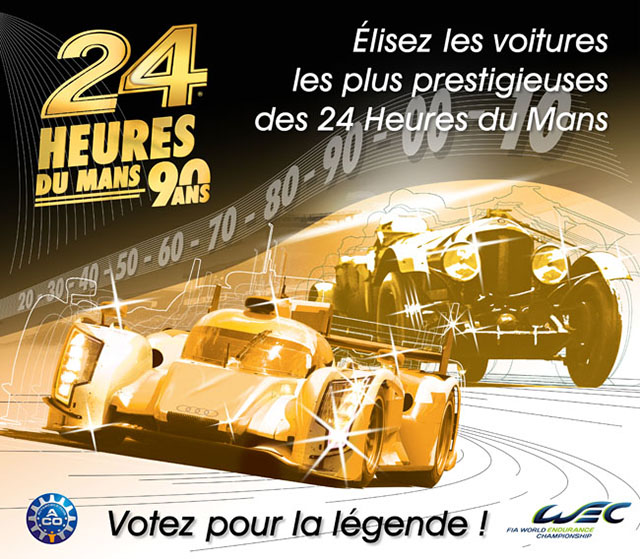 LeMans 90th