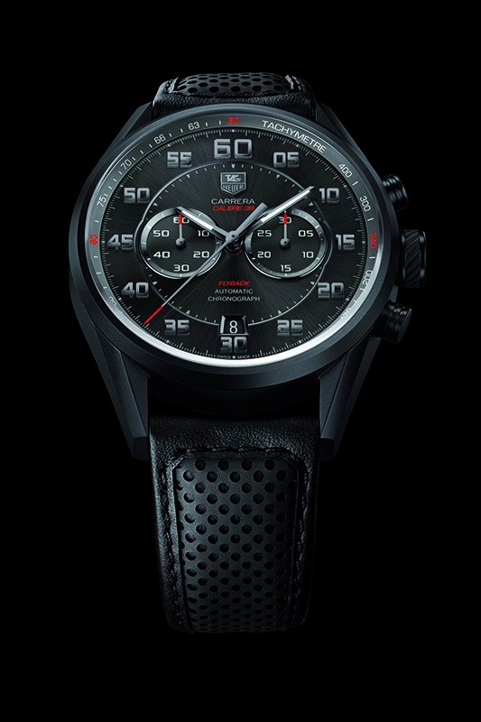 Tag Heuer Calibre 36 Flyback Chronograph