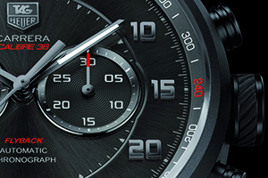 "Calibre 36 Flyback Chronograph ""Racing"""