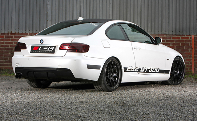 the leib engineering e92 gt300 takes the bmw 325i to the next level. Black Bedroom Furniture Sets. Home Design Ideas
