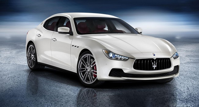 Could A Maserati Support An Alfa?