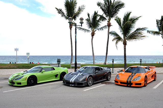 American Supercar Builders Mosler Automotive and Roisson Merge