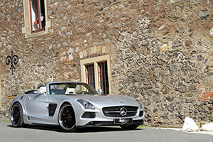 Indedn Design SLS AMG Roadster