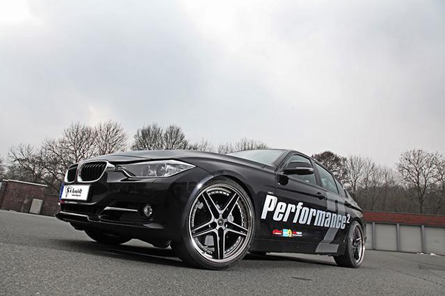 Schmidt Revolution F30 BMW 335i