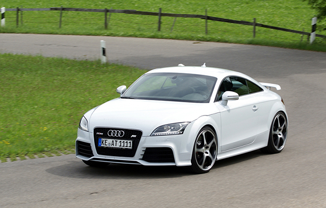 ABT Sportsline takes on the Audi TT RS