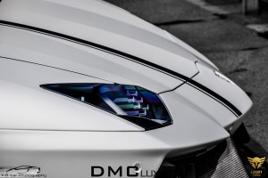 The new DMC No. 2 of 10 Lamborghini Aventador LP900SV