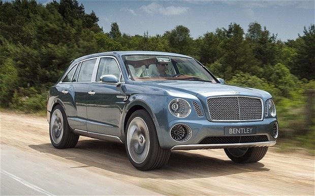 Bentley SUV