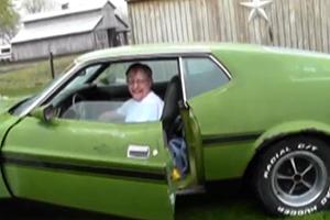 Mustang Reunion