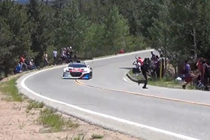 Friday FAIL Pikes Peak