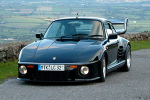 Porsche 911 slant nose