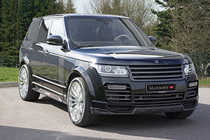 Mansory Range Rover Vogue