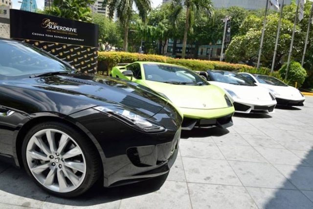 Permalink to Aston Martin Car Rental Singapore