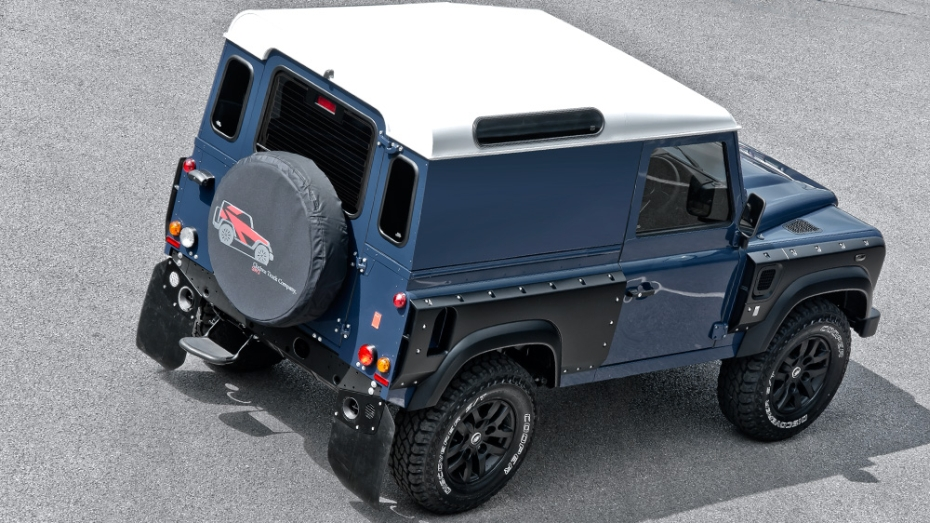 Chelsea Wide Track Land Rover Defender 2.2 TDCI 90 XSi