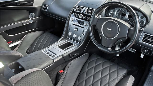 Kahn Aston Martin DB9