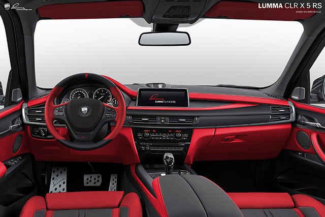 LUMMA CLR X5 RS