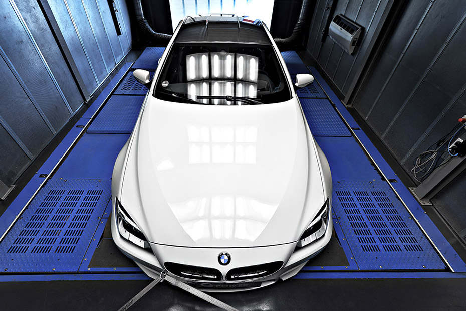 G Power Builds the Most Powerful and Fastest F13 BMW M6 in the World