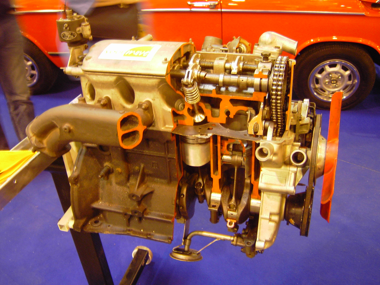 BMW M10 Engine