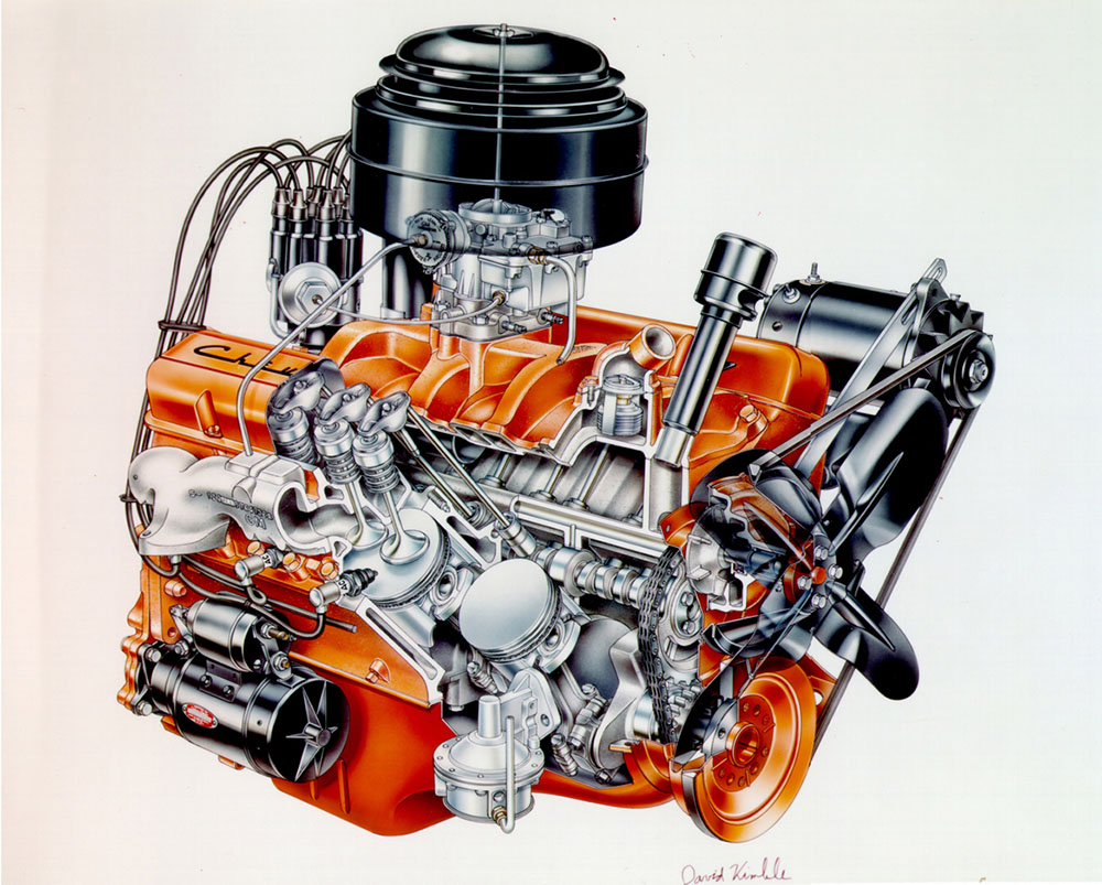 GM Small Block