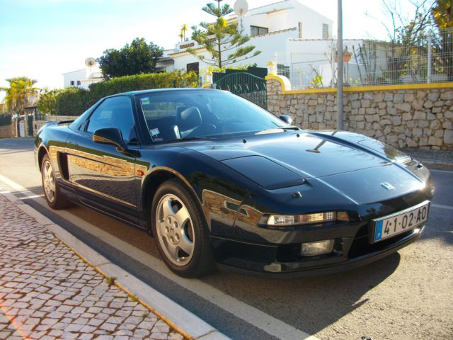 Now's Your Chance to Buy Ayrton Senna's Honda NSX