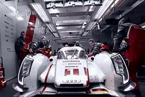 Audi 2013 Le Mans