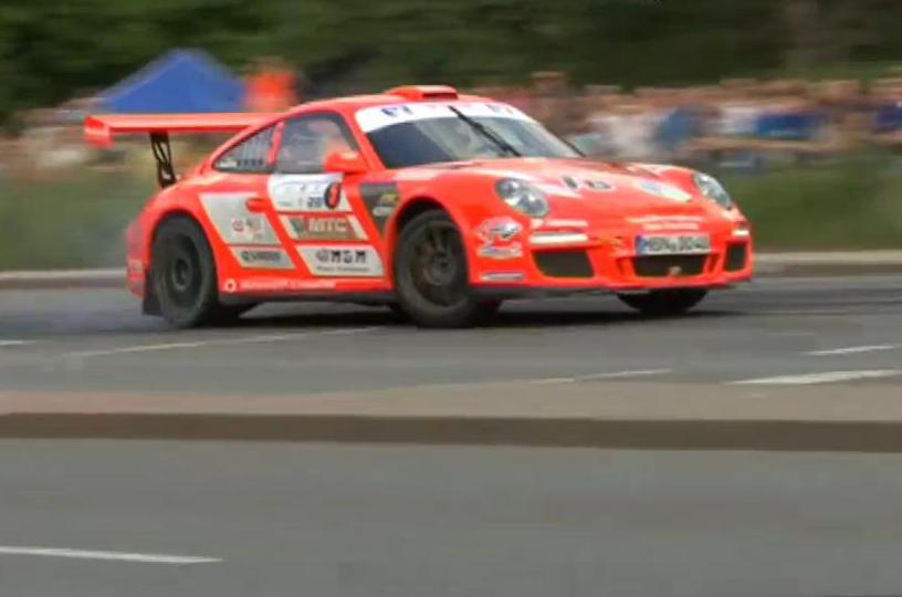 ProRallye Porsche 911 GT3 RS