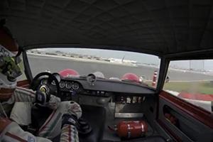Ferrari 250 GT SWB Breadvan lap