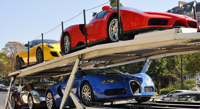 Dictator's Son's Car Collection Seized