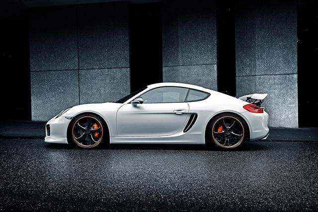 TechArt Porsche Cayman (981)