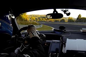 Porsche 918 Spyder record